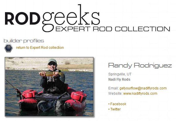 expert rod collection